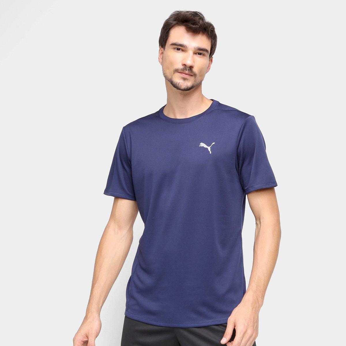 Camiseta Puma Run Favorite SS Masculina