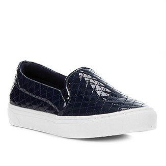 bdc052c9f9 Slip On Shoestock Básico Matelassê Feminino