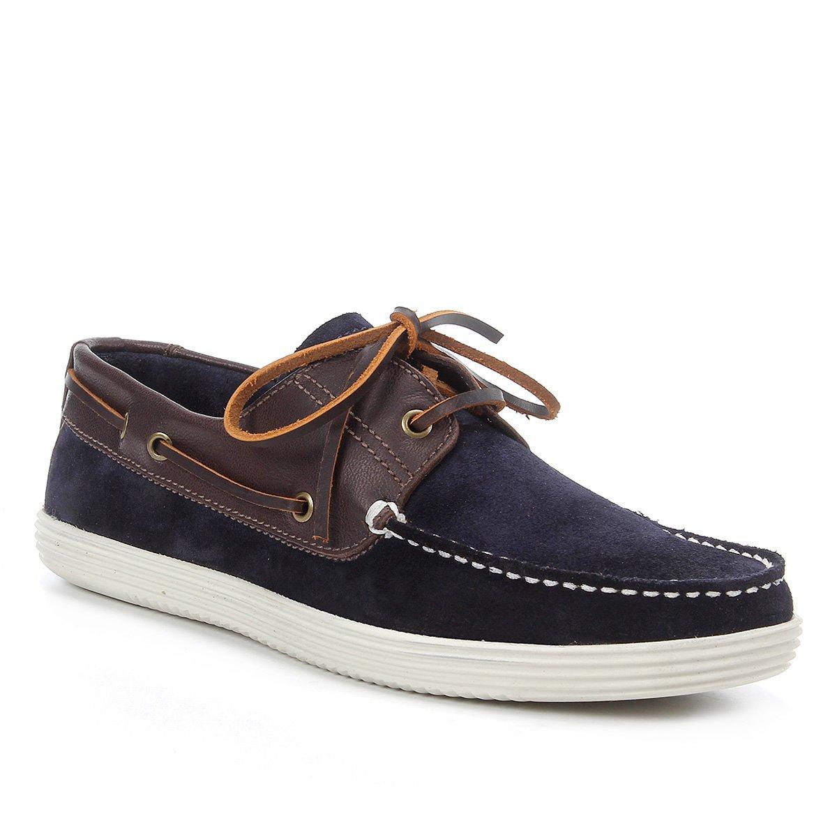 Sider Shoestock Camurça Básico Masculino