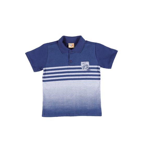 d10938e200 Camisa Polo Infantil Rolu Manga Curta - Compre Agora