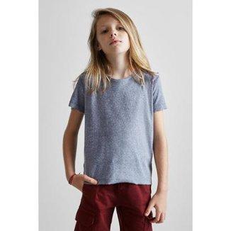 e99928b72e Camiseta Masculina Infantil Mini Pf Df Bicolor Ver 19 Reserva Mini