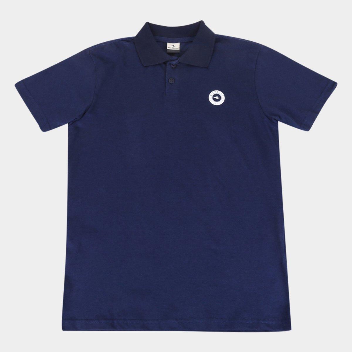 Camisa Polo Juvenil Nicoboco Smeargle Masculina