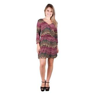 e7c7ddd0c8 Compre Vestido Transpassado Online