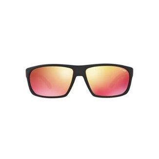 191f7103e8675 Óculos de Sol Arnette Retangular AN4225 Burnout Masculino