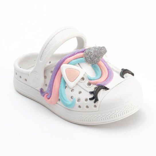c1f19733e4 Babuche Infantil Joy Unicórnio 3D Plugt Feminino - Compre Agora ...