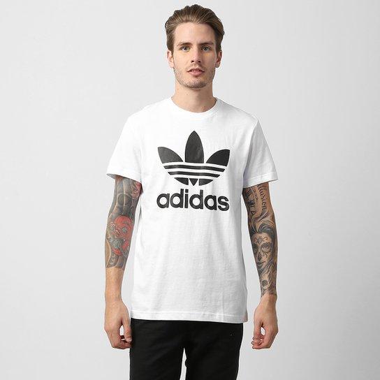 d608798988e34 Camiseta Adidas Originals Trefoil - Compre Agora