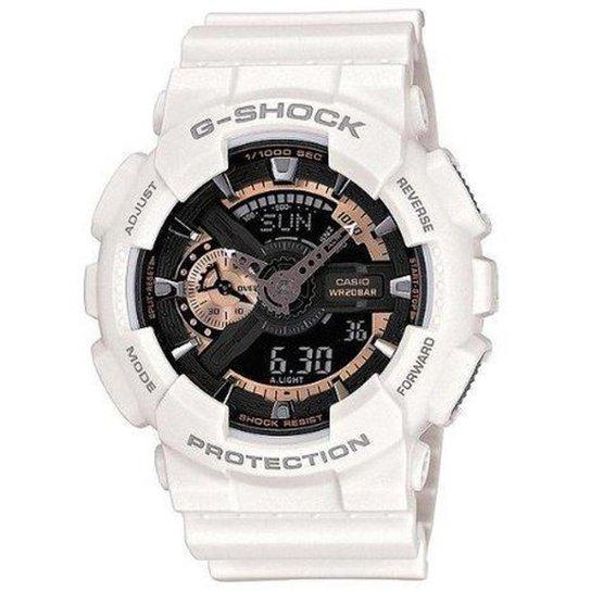 c5b1ac752e4 Relógio Casio G-Shock GA-110RG-7A 51mm - Compre Agora