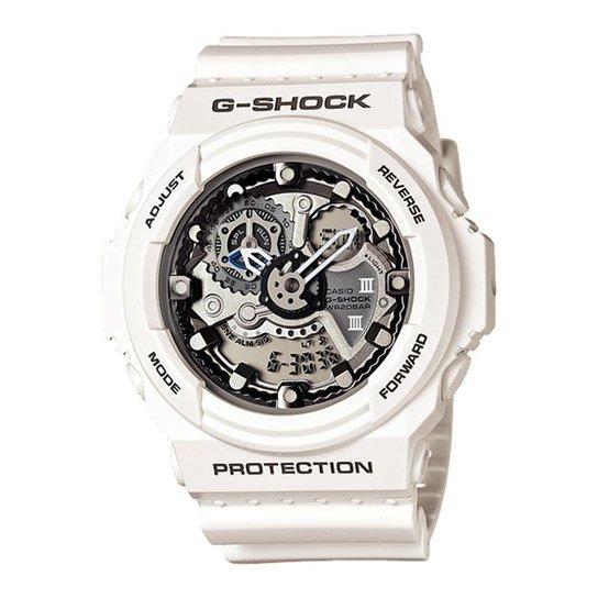 3243218509d Relógio Casio G-Shock GA-300-7ADR 51mm - Compre Agora