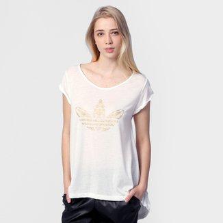f99d1f870b5 Camiseta Adidas Originals Ornament Long
