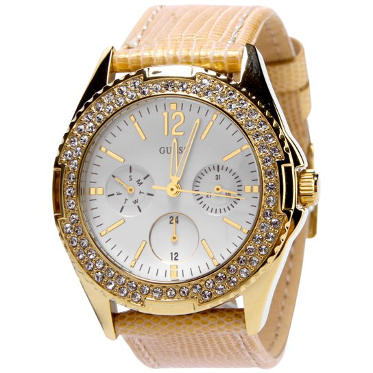 153af45f891f7 Relógio Guess c  Kit Troca Pulseiras - Compre Agora   Zattini