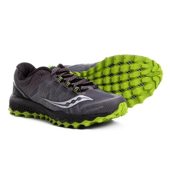 Tênis Saucony Trail Peregrine 7 Masculino - Compre Agora  3534a196133c7