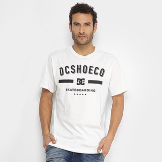 0adea4a0e2 Camiseta Dc Shoes Revelation Masculina