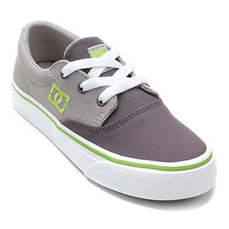 b7dc8c6ea0 Tênis Infantil DC Shoes Flash 2 Tx La Masculino