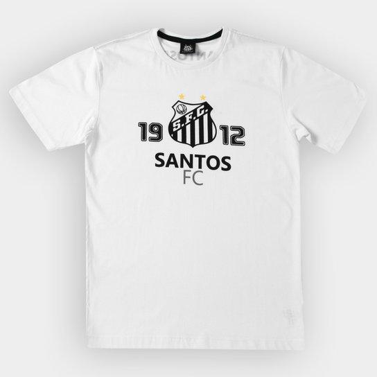 f07ad033f3332 Camiseta Santos 1912 Juvenil - Compre Agora