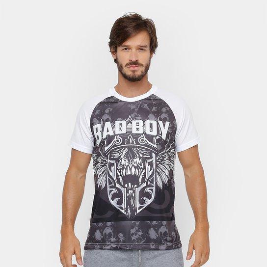 745112d4e Camiseta Bad Boy New Warrior Masculina - Compre Agora