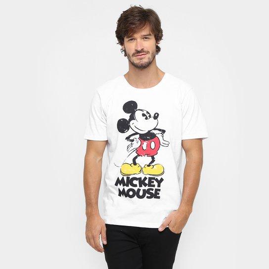 ecafb7886 Camiseta Disney Mickey Mouse - Compre Agora