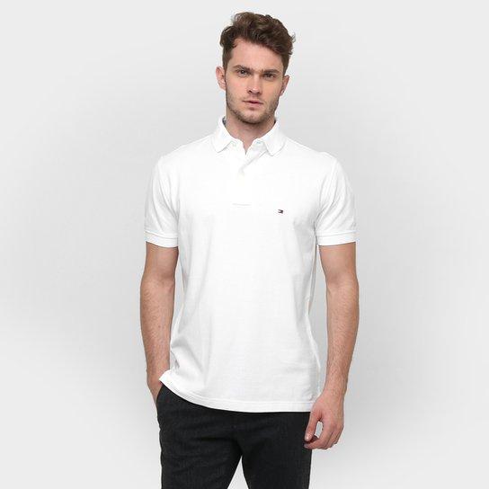 f04e1bff4c Camisa Polo Tommy Hilfiger Piquet Regular - Compre Agora