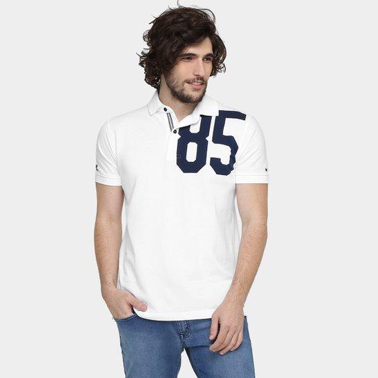 ef97e33bd6 Camisa Polo Tommy Hilfiger Piquet 85 - Compre Agora