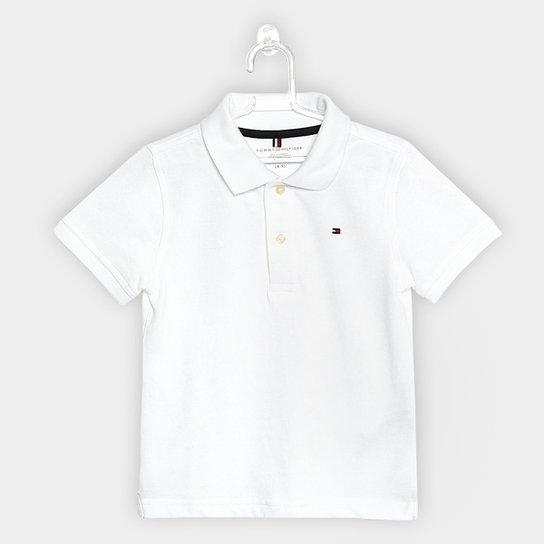 Camisa Polo Infantil Tommy Hilfiger Masculina - Compre Agora  a1e630e062b21