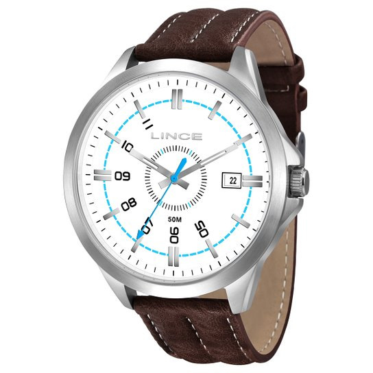 8f36a8600 Relógio Lince Analógico MRC4362S-B2NB Masculino - Compre Agora