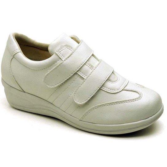 e20d8e42d Sapatenis Conforto Top Franca Shoes Feminino - Branco | Zattini