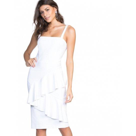 b56ad8475 Vestido Amaro Tubinho La Isla - Compre Agora | Zattini