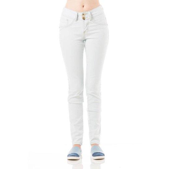 a5f3fffda Calça Mid Rise Skinny Básica Eventual - Compre Agora | Zattini