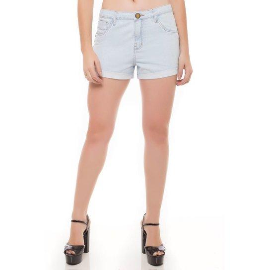 34887cb85 Shorts Jeans Mid Drop Eventual Feminino - Compre Agora | Zattini