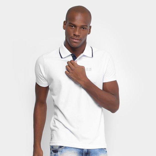 Camisa Polo Ecko Piquet Masculina - Compre Agora  32ceb8347aa38