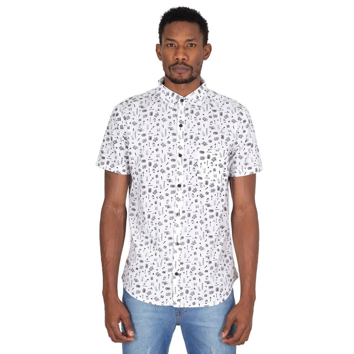 Camisa Ecko Things Masculina