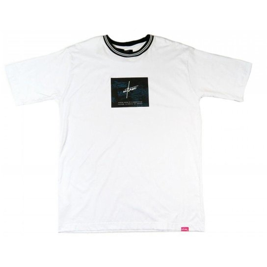 c929d848cc6 Camiseta Outlawz Ideology Masculina - Branco - Compre Agora