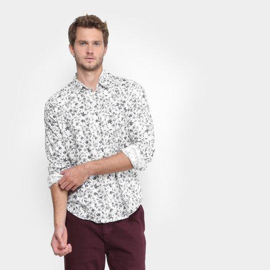 0c4c7da91686c Camisa Reserva Floral Masculina - Compre Agora