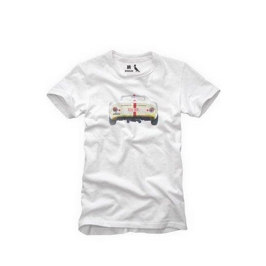 bd4dbb1a6 Camiseta Reserva Traseira Masculina - Branco - Compre Agora