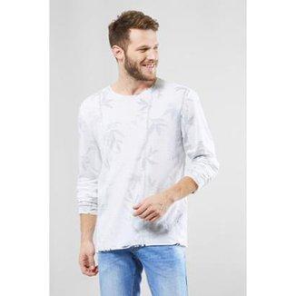 f040d2ded03 Camiseta Reserva A Fio Bamboo Ml