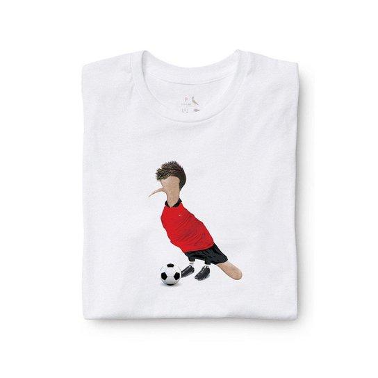 a8dd34723 Camiseta Reserva Pica Pau Jogador Masculina - Branco - Compre Agora ...