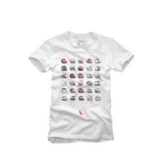 Camiseta Reserva Capacetes Masculina 776cc4dc6c0