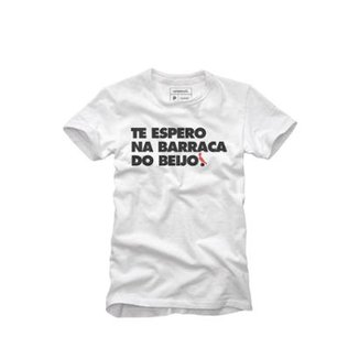 fc3a050d0170d Camiseta Reserva Barraca Do Beijo Masculina