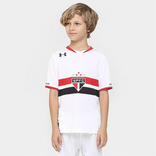 fff4adcc3 Camisa São Paulo Infantil I 15/16 s/n° - Torcedor Under Armour | Zattini
