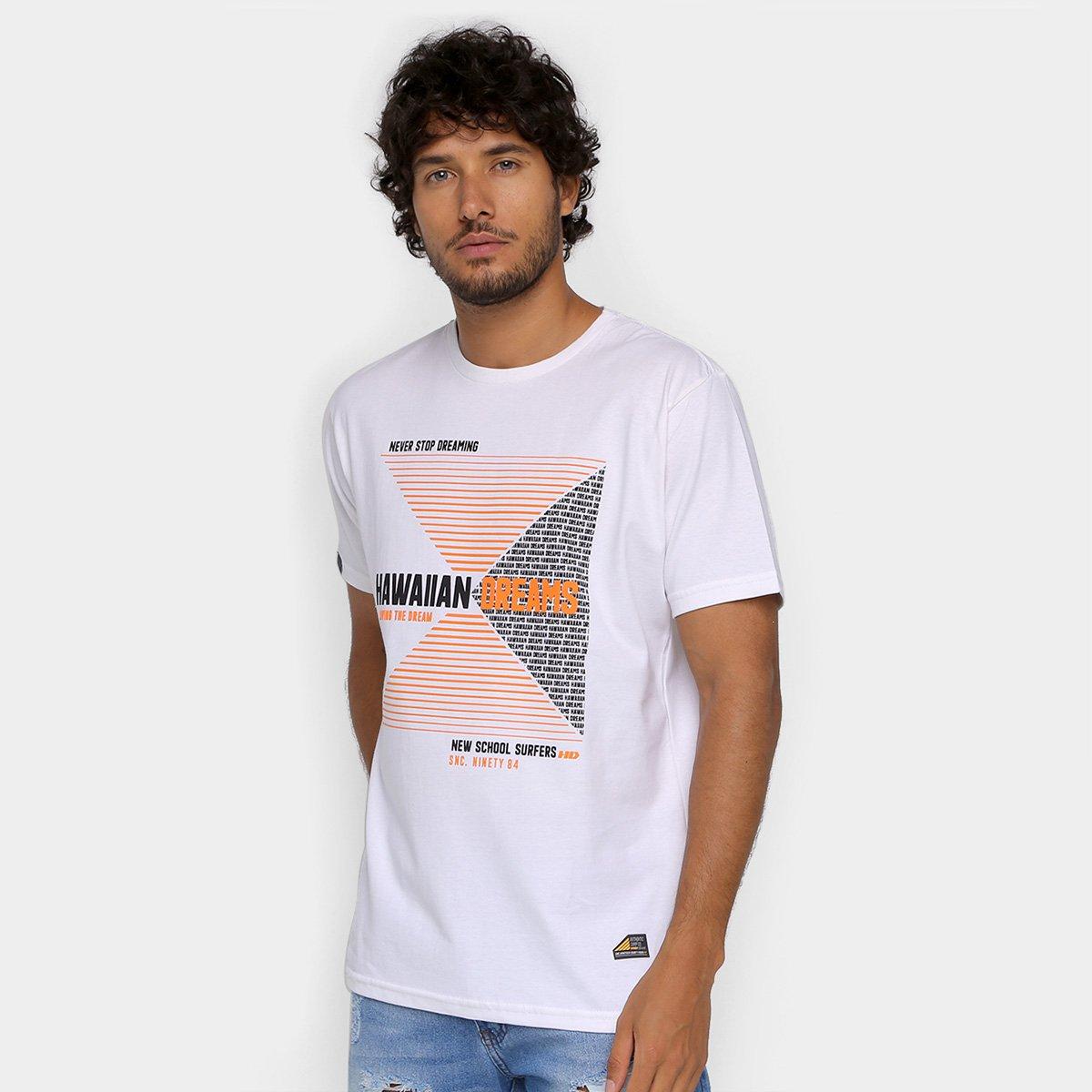 Camiseta HD Logo Ocean Masculina