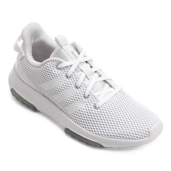 Tênis Adidas Cf Racer Tr W Feminino - Branco - Compre Agora  01f4fad8b8efb