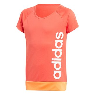Camisetas para Meninas Adidas - Ótimos Preços  d75e2f1675c
