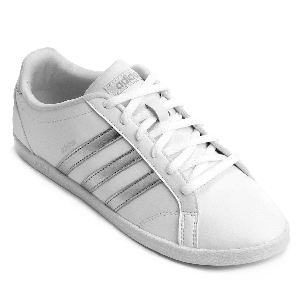 Tênis Adidas Vs Coneo Qt Feminino 4f74386cf5bf1