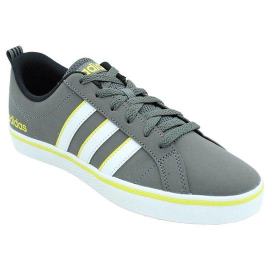 c139081b99aef Tênis Adidas Vs Pace Masculino - Cinza | Zattini