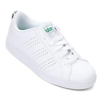 7d4fe8c8e9 Tênis Infantil Adidas Advantage Clean