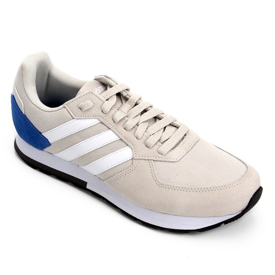 31a384ceca Tênis Adidas 8K Masculino - Branco - Compre Agora