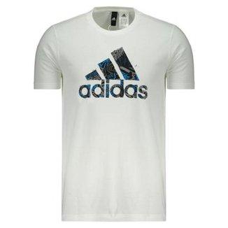 1c647cf3f1 Camisetas Adidas - Ótimos Preços