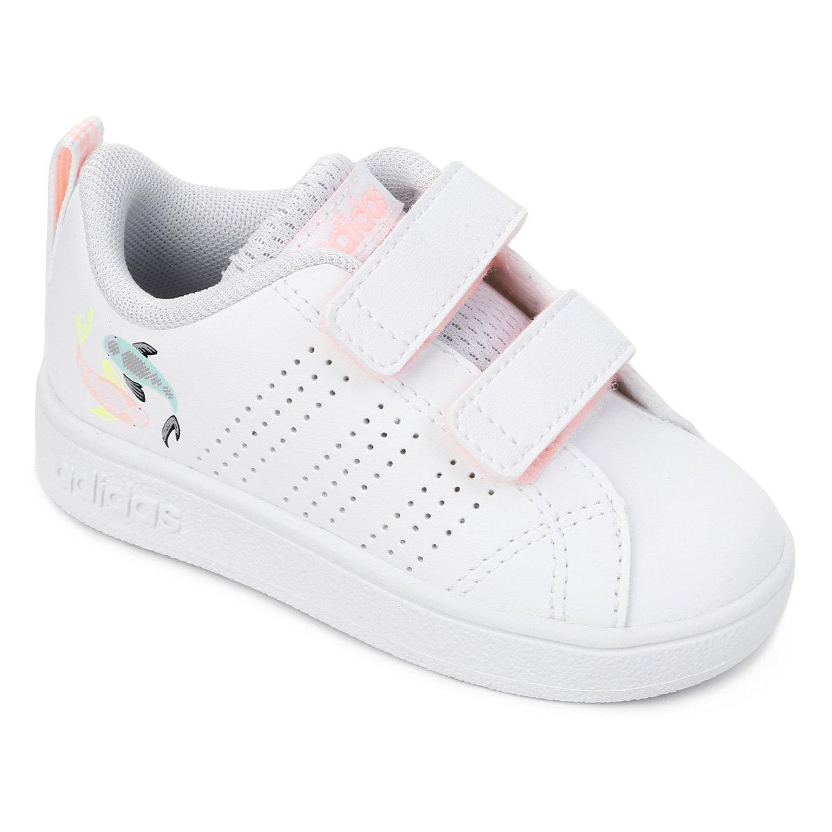 Tênis Infantil Adidas Advantage Clean Comfort VS