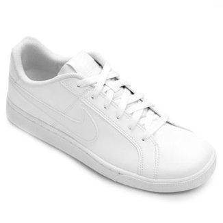 Tênis Couro Nike Court Royale Masculino 99b7538345cca