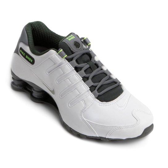 Tênis Nike Shox Nz Se - Branco - Compre Agora  1765e8e5ae412