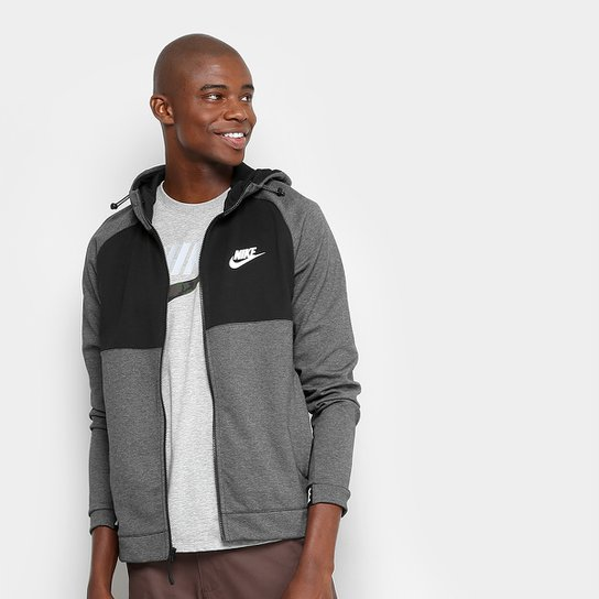 c3946bef8c Jaqueta Nike Av15 Hoodie Fz Flc Masculina - Compre Agora